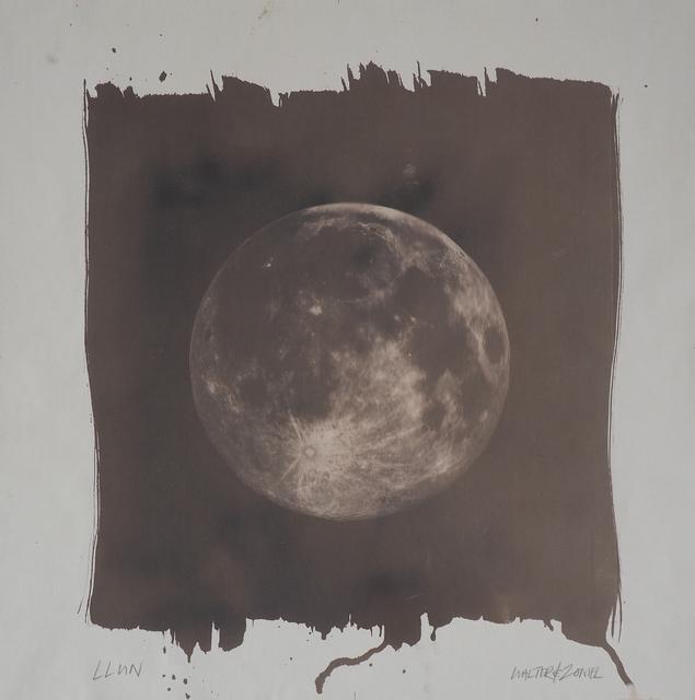 , 'Llun - Moon (on Monday),' 2016, Cob