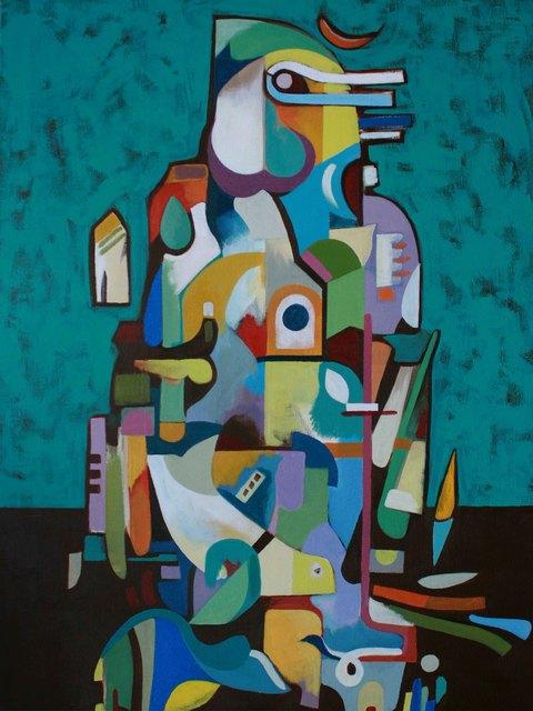 , 'Confidence,' , Art Acacia