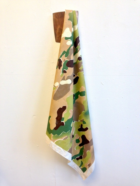 , 'JF-6 Multicam-desert,' 2015, Marian Cramer Projects