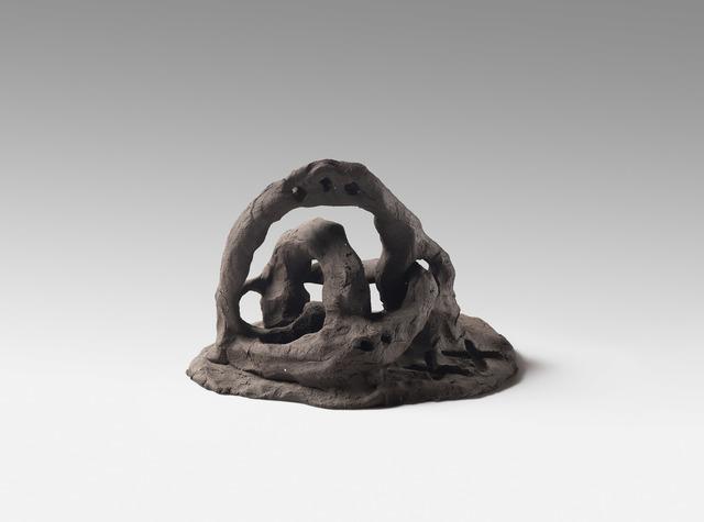 , 'Study for sculpture 6,' 1990, Jahn und Jahn