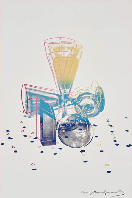 Andy Warhol, 'Committee 2000', 1982, Phillips