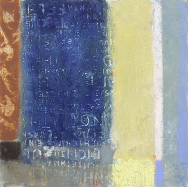 Bernhard Zimmer, 'AWH 105', 2014, Artspace Warehouse