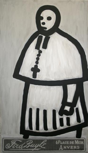 , 'Bischoff,' 1989, Galerie Hans Mayer