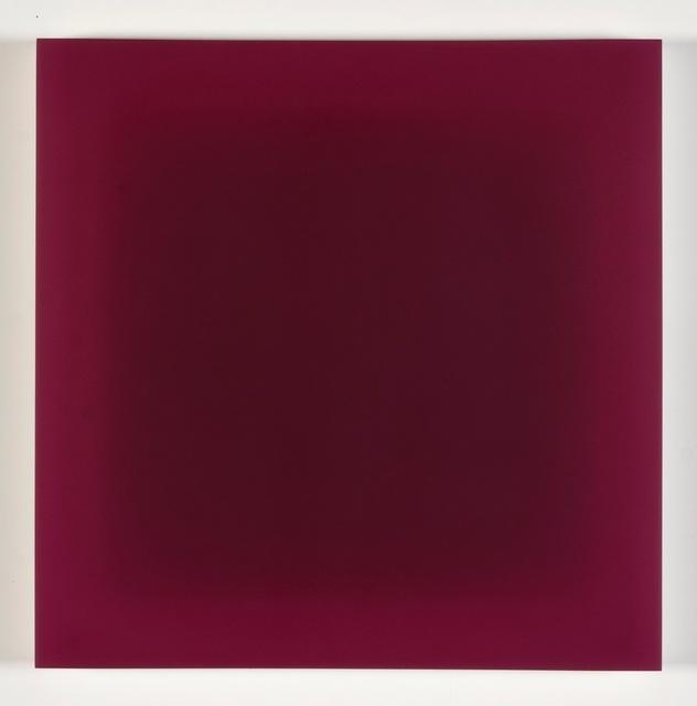 , 'Volume No. 7 Violet/ Hostaperm Pink,' 2015, FP Contemporary