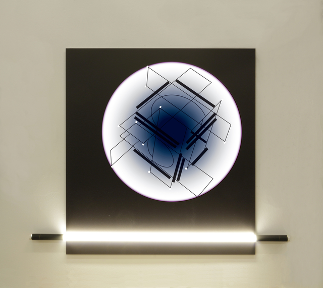 , 'space III,' 2017, Galerie Floss & Schultz
