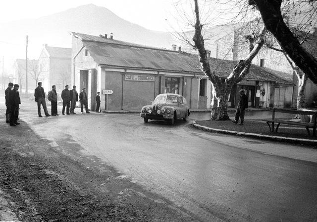 , 'Bristol 404, Monte Carlo Rally,' 1956, Robert Klein Gallery