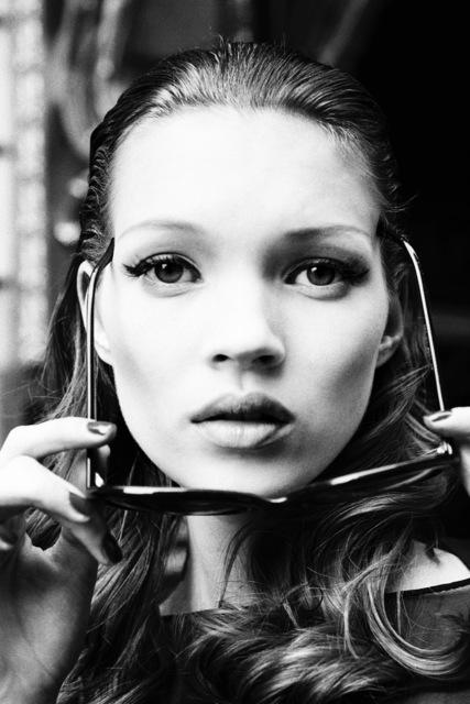 Stephanie Pfriender Stylander, 'Kate Moss, Wonder, New York, for Harper´s Bazaar Uomo', 1992, Ira Stehmann Fine Art Photography
