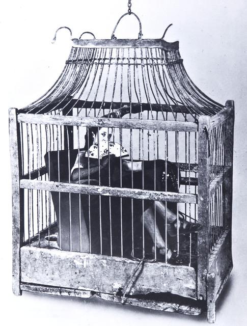 , 'Sueño N° 45, Birdcage, 1948,' 1995, Vasari