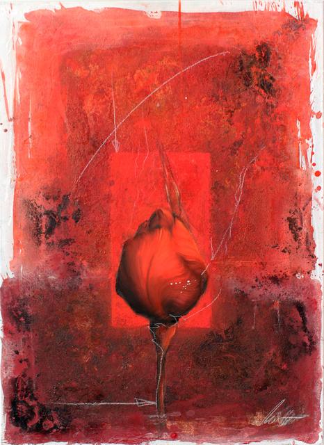 Gabriele Lockstaedt, 'A Rose is a Rose', 2012, HOHMANN