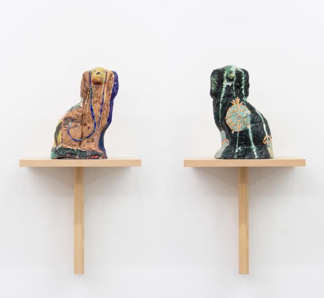 , 'Oswald & Ludwig 3,' 2019, V1 Gallery