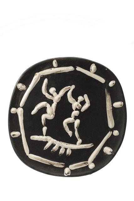 Pablo Picasso, 'Deux danseurs', 1956, Il Ponte