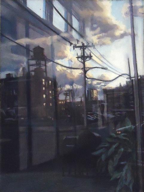 , 'Corner,' 2017, Cerulean Arts