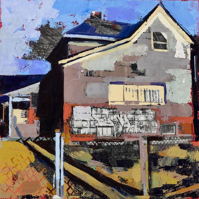 , 'Fixer Upper No. 3,' 2017, Linda Hodges Gallery