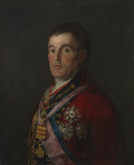 , 'The Duke of Wellington,' 1812-1814, The National Gallery, London
