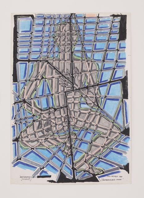 , 'Monk II,' 1981, Ivan Gallery