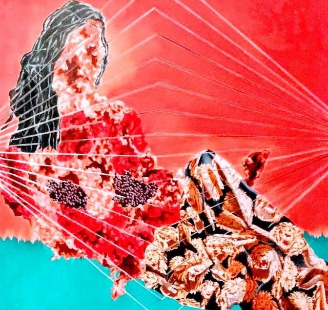 , 'Untitled,' 2018, Red Door Gallery