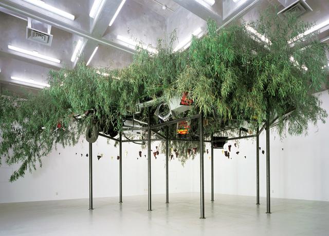 , 'Fu Dao/Fu Dao, Upside-Down Buddha/Arrival at Good Fortune,' 1997, Guggenheim Museum