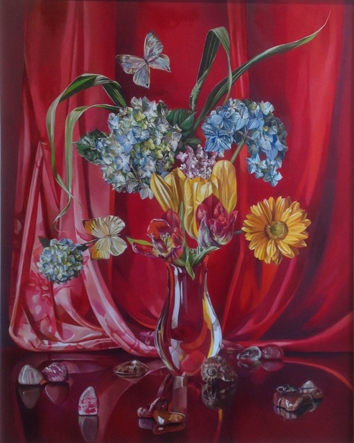 , 'Flowers and shells,' 2005, Alessandro Berni Gallery