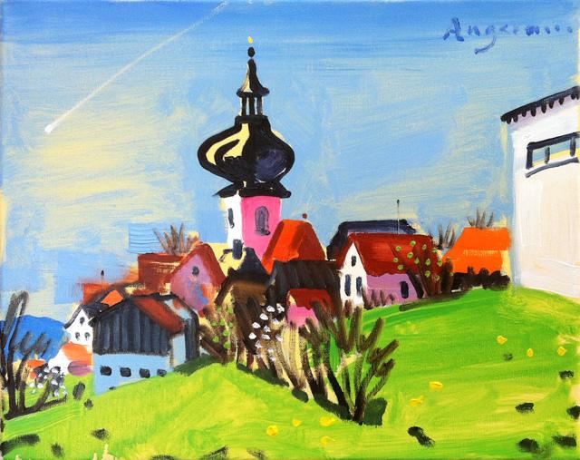 , 'Thurndorf Zwiebel,' 2016, Bode Gallery