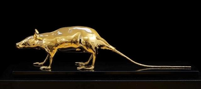 , 'Small Rat,' 2010, Mazel Galerie