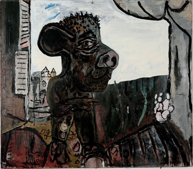 Dale Williams, 'The House Rat', 1994, Gagné Contemporary