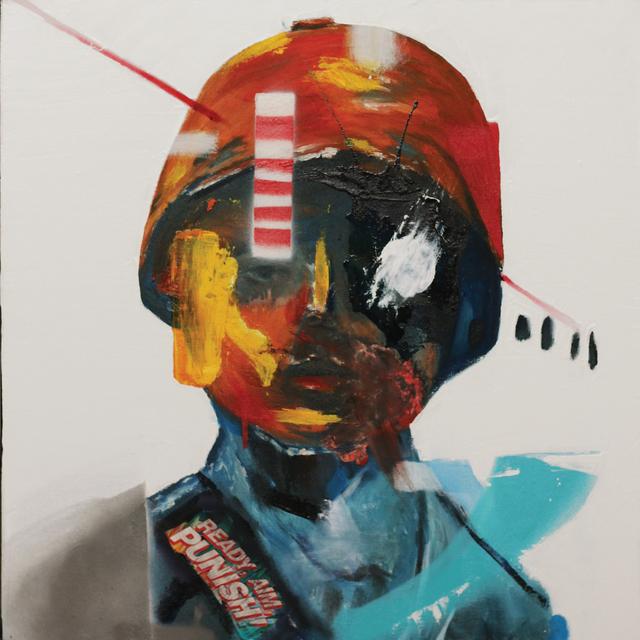 , 'Punish,' 2016, Coagula Curatorial