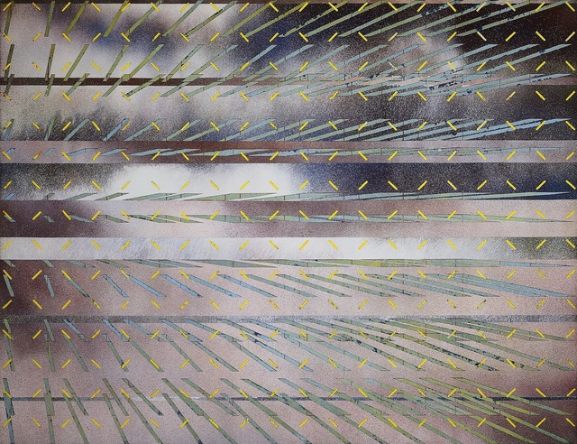 , 'Metron 1,' 1971, Charles Nodrum Gallery