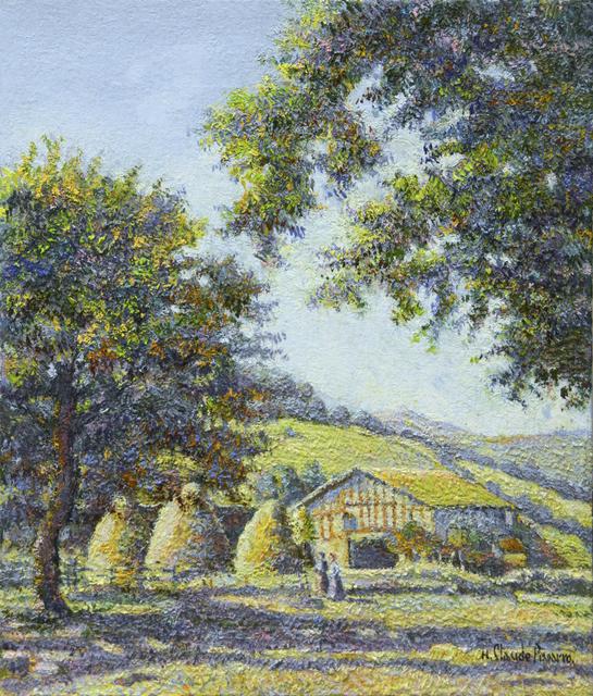 , 'Les meules de foin des filles Andre (The Haystacks of the Andre Girls),' , Guarisco Gallery