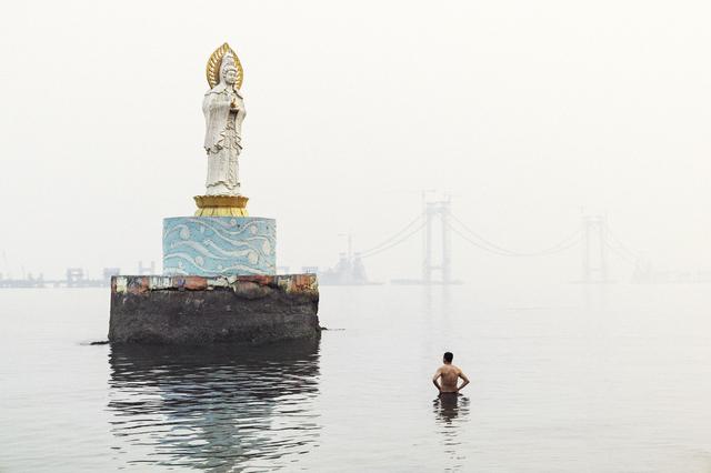 , 'Guan Yin,' 2014, galerie SIT DOWN