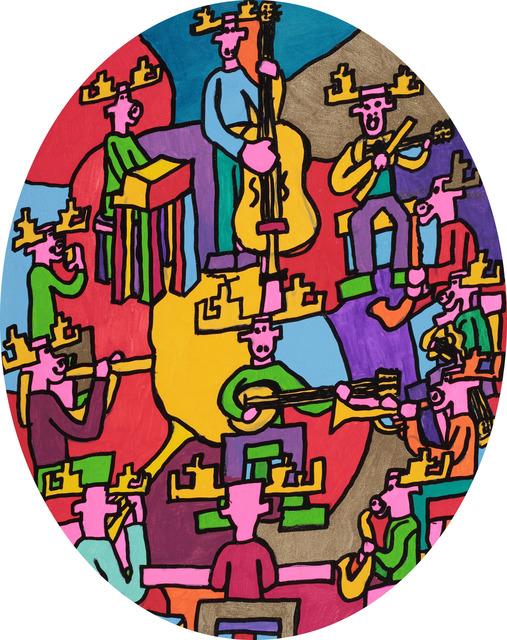 Leland Lee, 'Concert ', 2011, Artrue Gallery