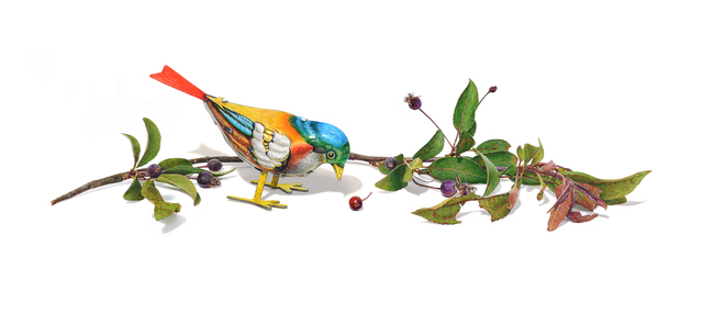, 'Wind-Up Bird Series No. 5,' 2019, Garvey | Simon
