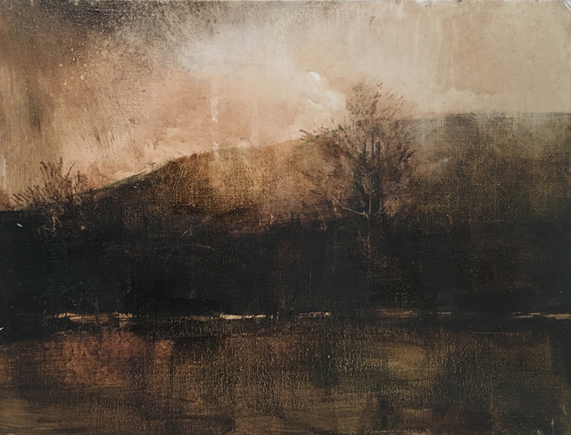 , 'Reunion Hill,' 2018, West Branch Gallery