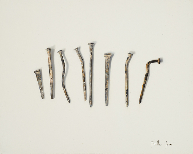 , 'Nails,' 2014, Rehs Contemporary Galleries