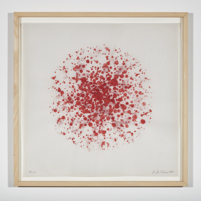 , 'Morphogenesis sketch,' 2005, Galerie Judith Andreae