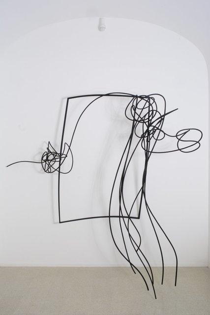 , 'Col guinzaglio tra le dita 2,' 2015, Galerie Frey