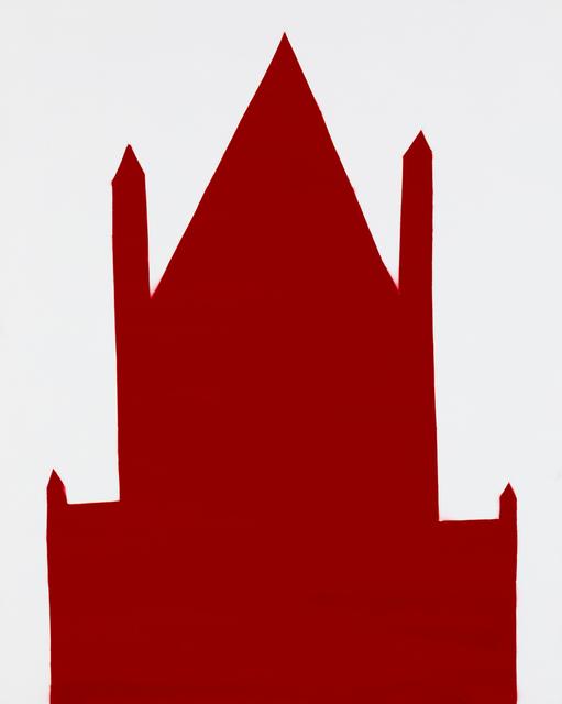 , 'RED 59,' 2018, Elizabeth Harris Gallery