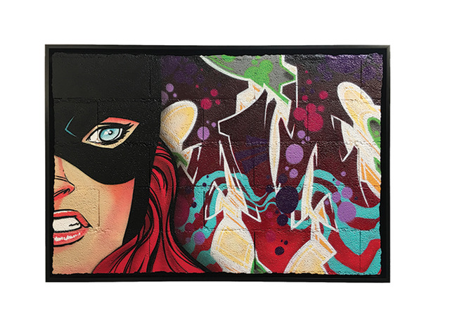 , 'JANE 2,' 2017, Galerie Cortade Art