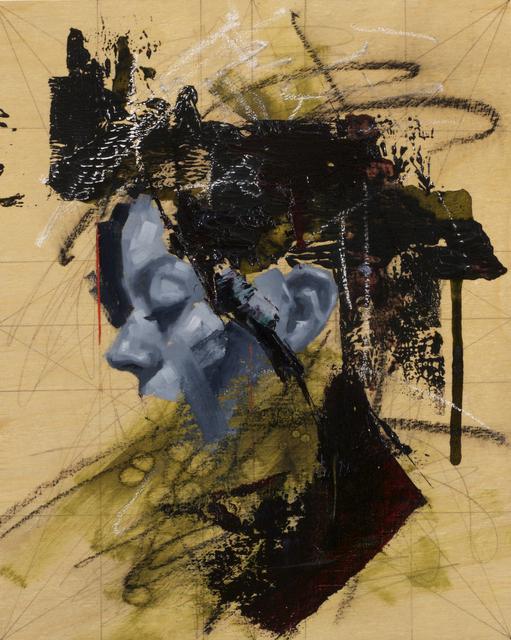 , 'Imprint No. 48,' 2015, Abend Gallery