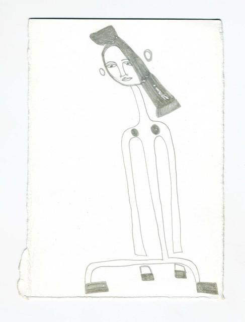 Daniel Blumberg, 'μg, long hair', 2019, UNION Gallery