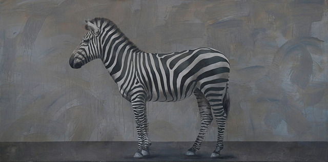 , 'Zebra,' 2016, Galerie Huit