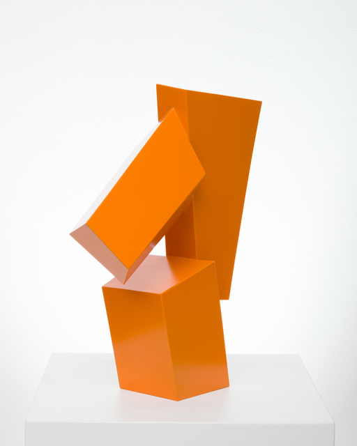 , 'Trio Orange,' 2016, Piermarq