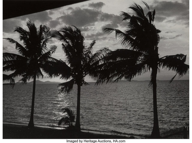 Germaine Krull, 'The Gulf of Siam', 1948, 1949, printed later, Heritage Auctions