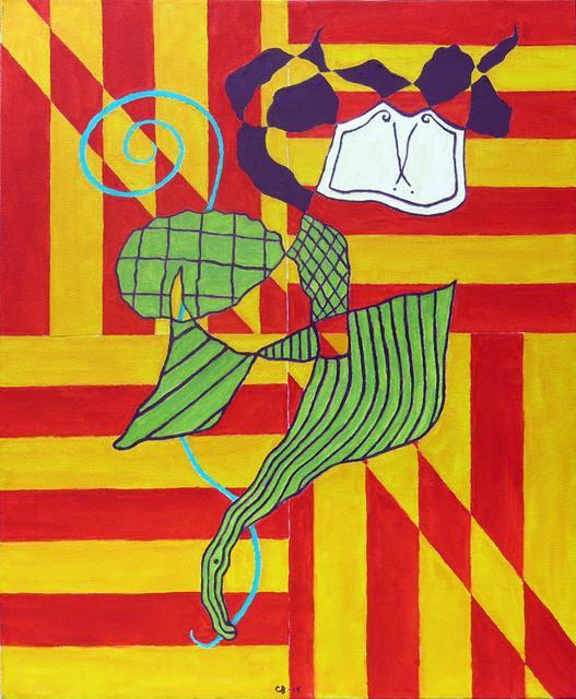 , 'Pilgrim,' 2015, Edward Thorp Gallery