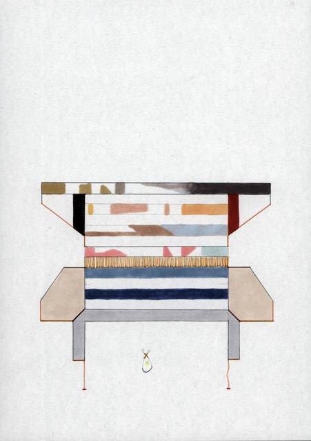 , 'Suger Luff,' 2016, LUNDGREN GALLERY