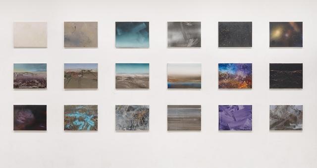 , 'Block I,' 2015, Hosfelt Gallery