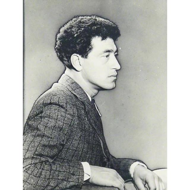 , 'Portrait of Giacometti,' ca. 1970, DADA STUDIOS