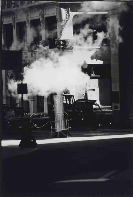 Robert Rauschenberg, 'New York', 1980, Print, Gelatin silver print, Dean Borghi Fine Art