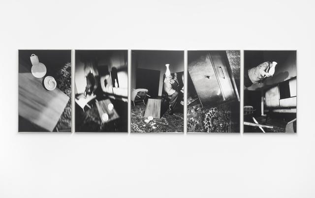 , 'Wahnzimmer,' 1984, Buchmann Galerie