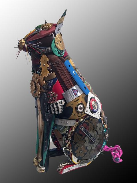 , 'Cat,' 2015, Cavalier Galleries