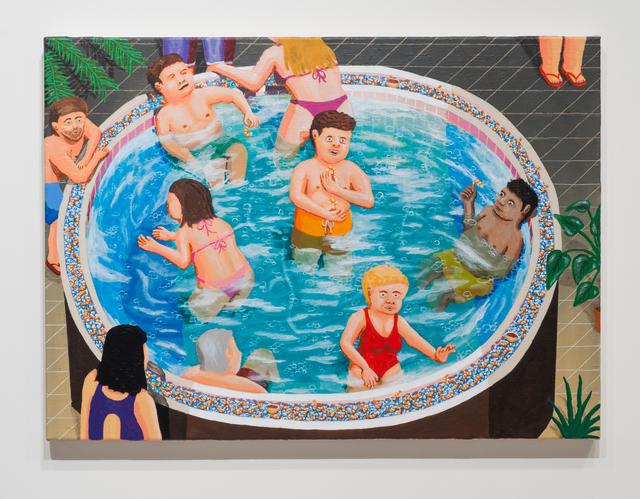 , 'Endless Samples,' 2015, Upfor